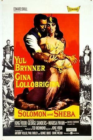 Movie Solomon and Sheba (1959)