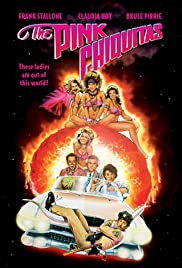 The Pink Chiquitas Poster