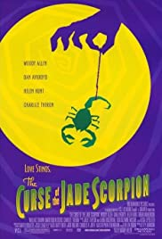 The Curse of the Jade Scorpion Poster