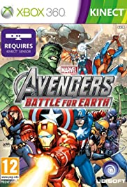 Marvel Avengers: Battle for Earth Poster