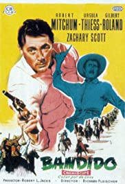 Bandido! Poster