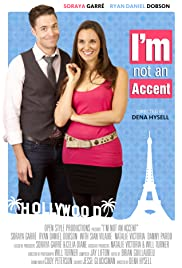 I'm Not an Accent Poster