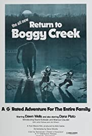 Return to Boggy Creek Poster