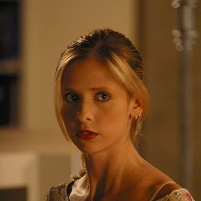 Sarah Michelle Gellar in Buffy the Vampire Slayer (1996)