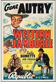 Western Jamboree Poster