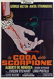 La coda dello scorpione Poster