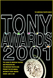 The 55th Annual Tony Awards Poster