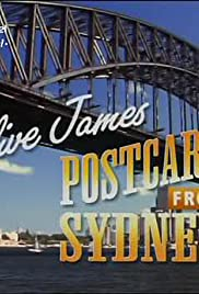 Clive James' Postcard from... Poster
