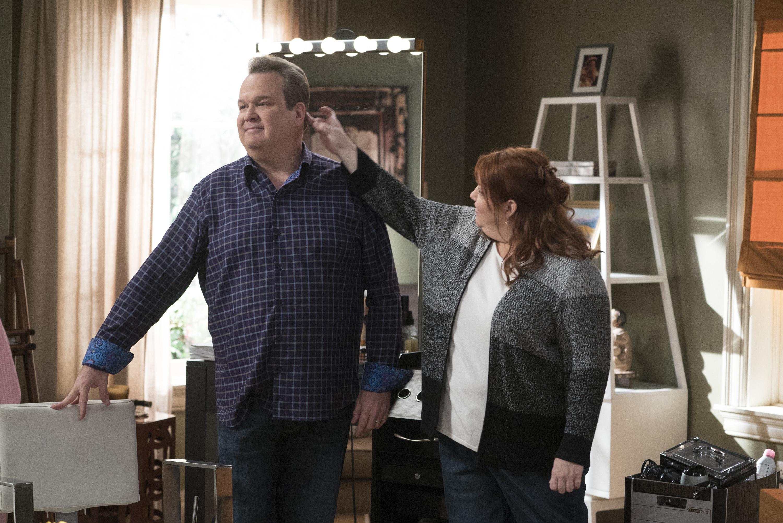Modern Family: He Said, She Shed | Season 9 | Episode 11