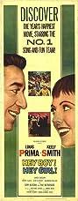 Hey Boy! Hey Girl! (1959) Poster