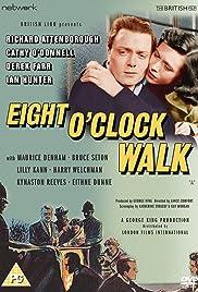 Eight O'Clock Walk Poster