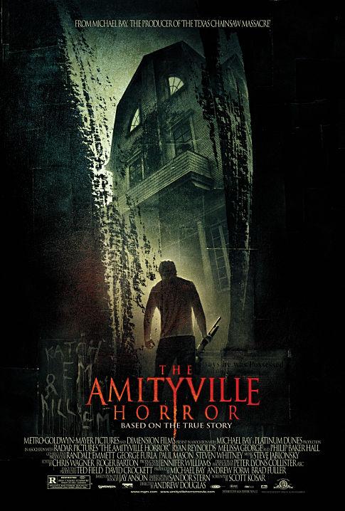 The Amityville Horror (2005) 300MB BluRay Dual Audio Hindi 480p x264 ESubs
