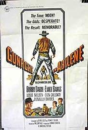 Gunfight in Abilene Poster