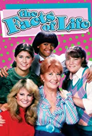 The Facts of Life Down Under(1987) Poster - Movie Forum, Cast, Reviews