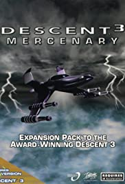 Descent 3 Mercenary Poster