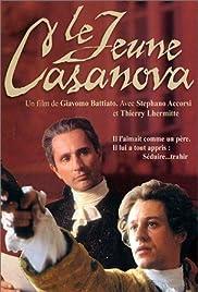 Il giovane Casanova Poster