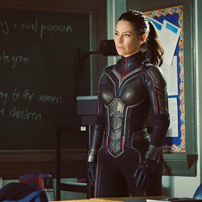 Evangeline Lilly in Ant-Man and the Wasp (2018)