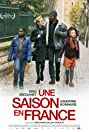 A Season in France (2017) Poster