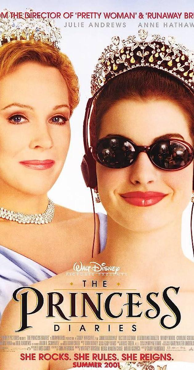 The Princess Diaries 2001 Imdb
