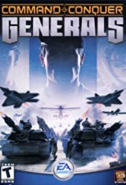Command & Conquer: Generals Poster