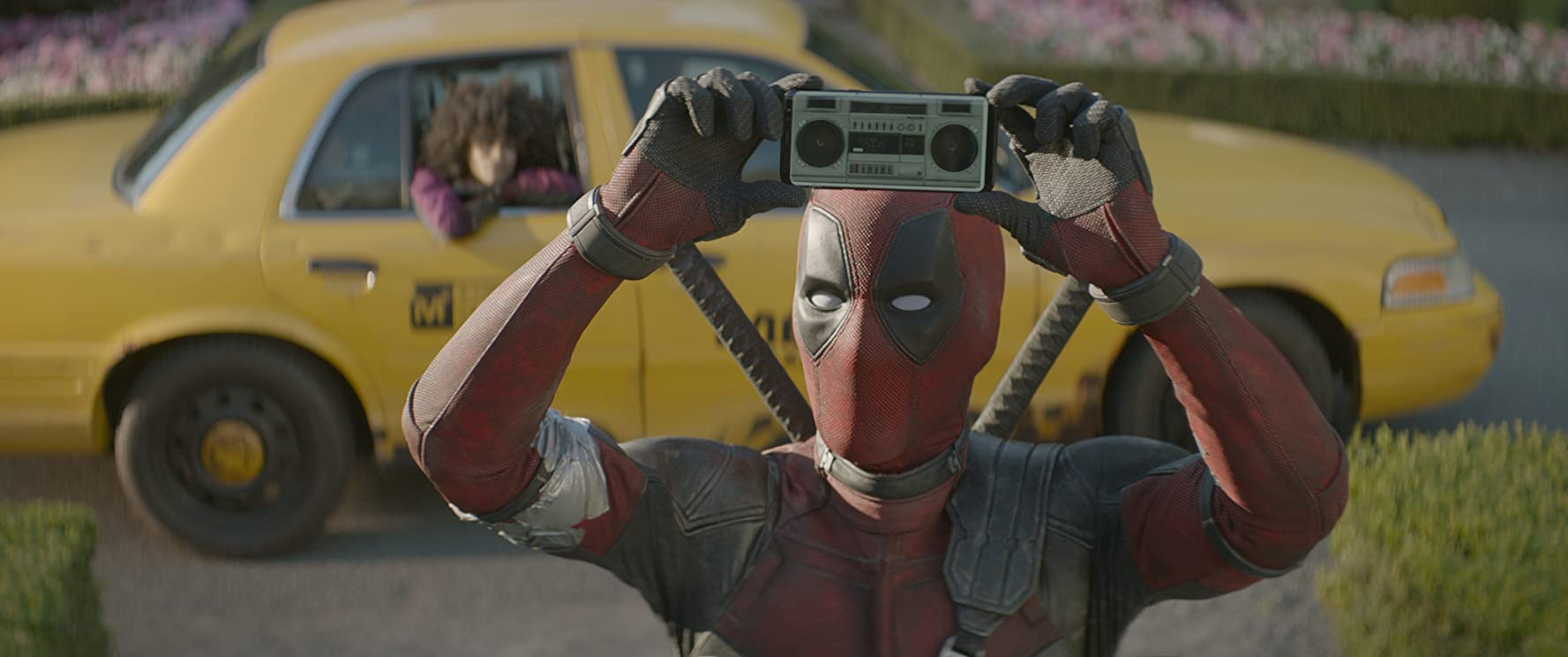 Watch Deadpool 2 2018 Full Movie