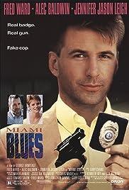 Miami Blues Poster