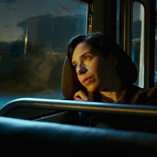Sally Hawkins in The Shape of Water (2017)