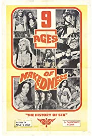 The Nine Ages of Nakedness Poster