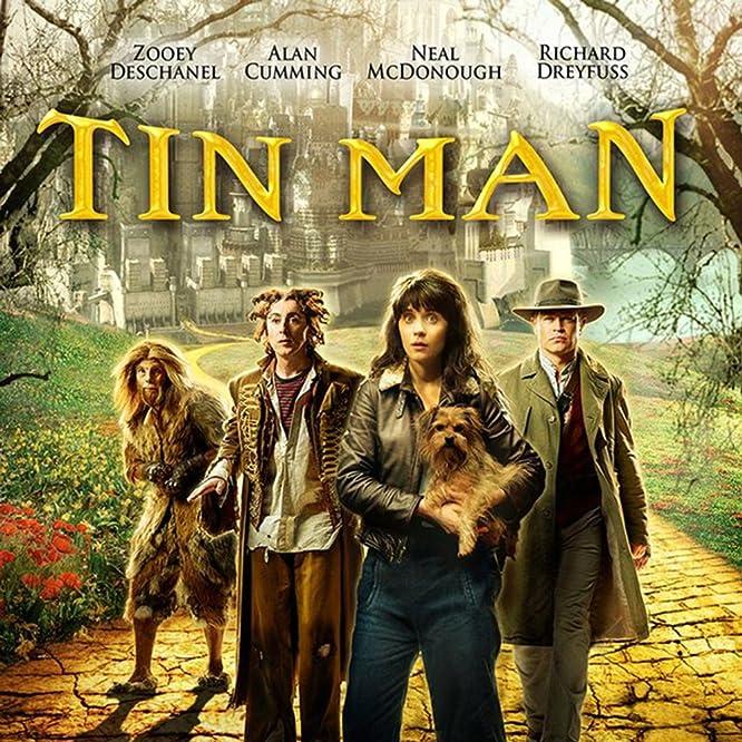 Alan Cumming, Zooey Deschanel, and Neal McDonough in Tin Man (2007)