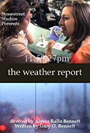 The Weather Report Poster