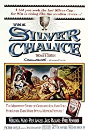 The Silver Chalice Poster