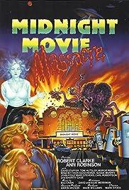 Midnight Movie Massacre(1988) Poster - Movie Forum, Cast, Reviews