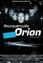 Raumpatrouille - Die phantastischen Abenteuer des Raumschiffes Orion Poster