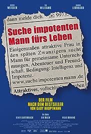 Suche impotenten Mann für's Leben(2003) Poster - Movie Forum, Cast, Reviews