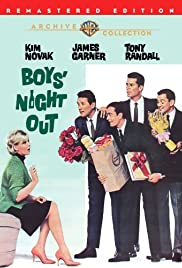 Boys' Night Out Poster