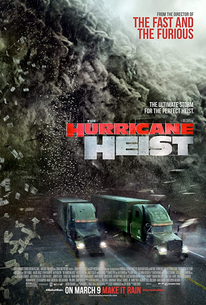 The Hurricane Heist 2018 Dual Audio Movie 785MB