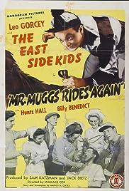 Mr. Muggs Rides Again Poster