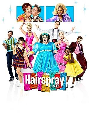 Hairspray Live! Poster
