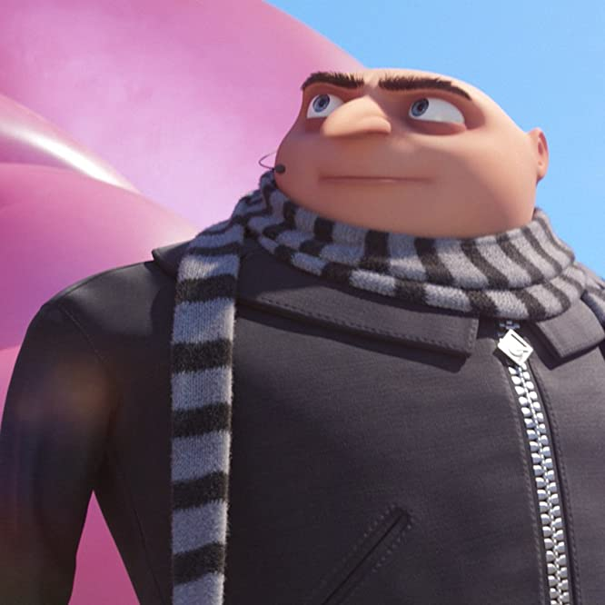 Steve Carell in Despicable Me 3 (2017)