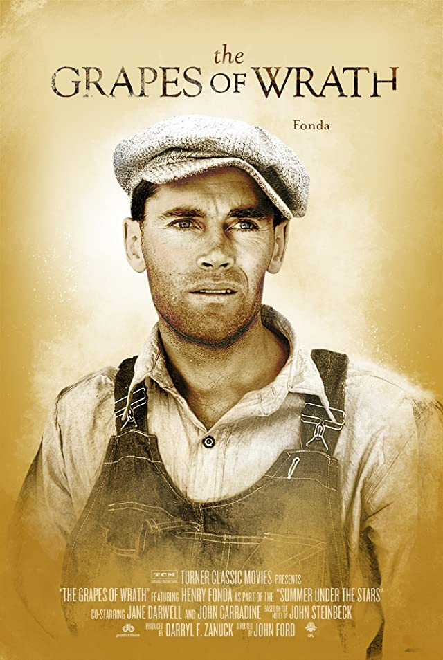 Leaving the great depression in john steinbecks the grapes of wrath