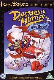 Risultati immagini per Dastardly and Muttley