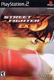 Street Fighter EX3 Poster