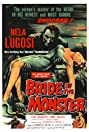 Bride of the Monster (1955) Poster