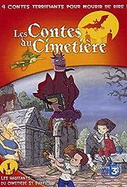Les contes du cimetière Poster