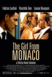 La fille de Monaco Poster
