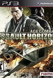 Ace Combat: Assault Horizon Poster