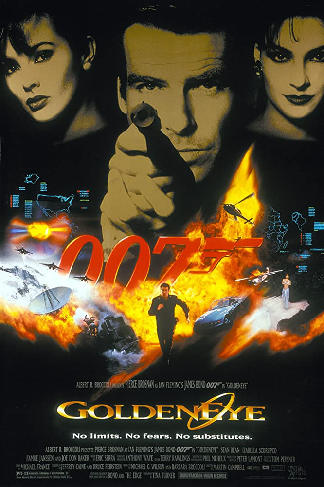 GoldenEye (1995) Full Movie Watch Online Download At Movies365.in
