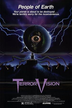 TerrorVision poster