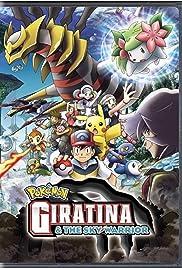Pokémon: Giratina and the Sky Warrior(2008) Poster - Movie Forum, Cast, Reviews