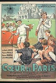 Coeur de Paris Poster
